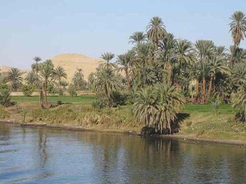 the benefits and influences of the nile river to egypts agriculture estate