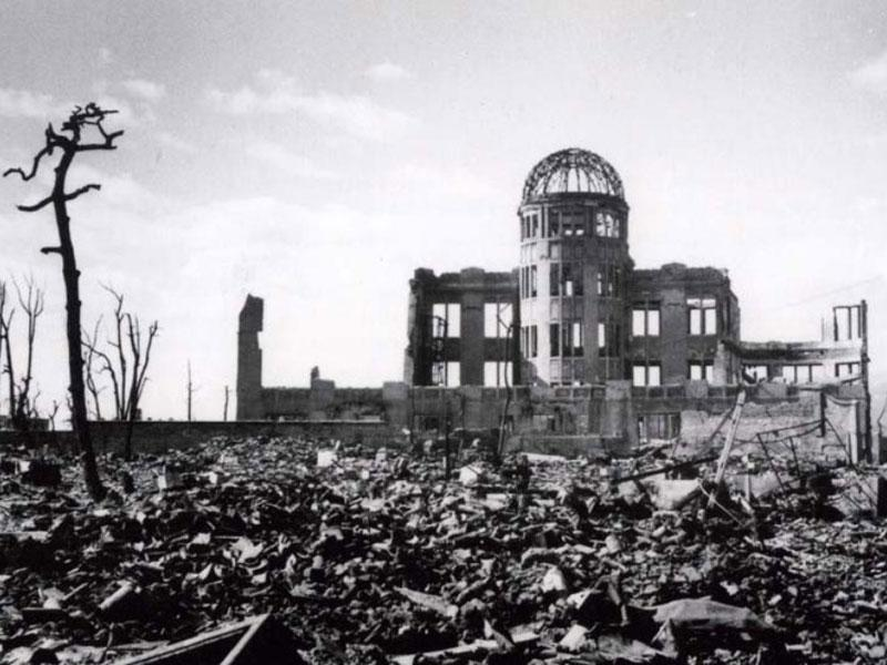 "a personal reflection on the nuclear attack on hiroshima Despite size, nagasaki cross inspires reflection on the word ""hiroshima often lost in the shadow of the preceding us nuclear attack on."