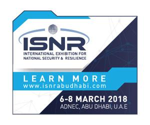 ISNR Abu Dhabi 2018 – International Exhibition for National Security and Resilience