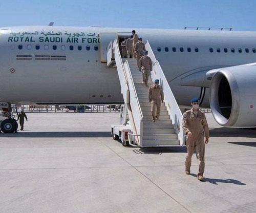 'Desert Flag 2021' Exercise Kicks Off in UAE