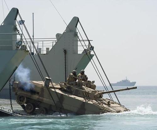 'Red Wave-2' Joint Military Drill Kicks Off in Saudi Arabia