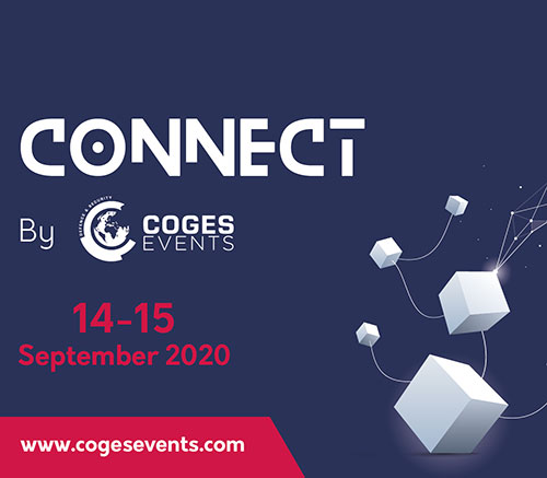 """248 Companies Register for """"CONNECT By COGES EVENTS"""""""