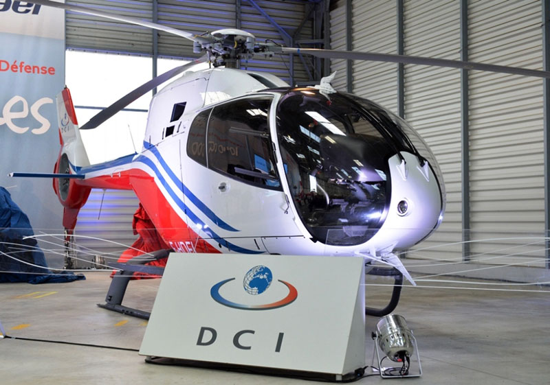 3 New Helicopters Join DCI's International Training Centre
