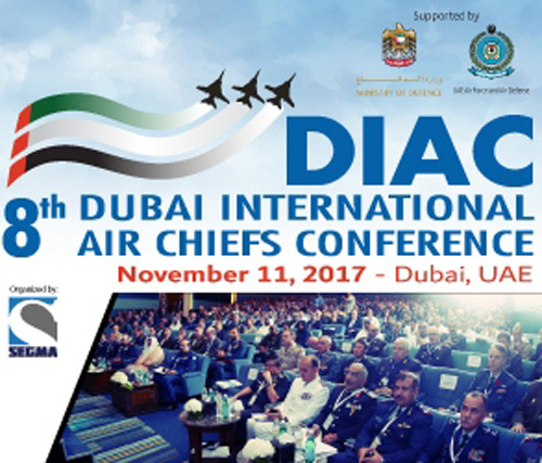 8th Dubai International Air Chiefs Conference (DIAC 2017)