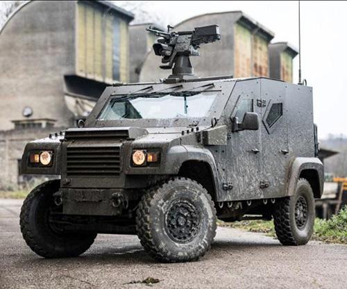 ARQUUS at Indo Defence 2018