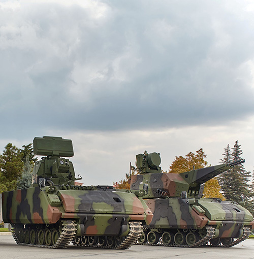 ASELSAN Starts Serial Production of Missile Hunters