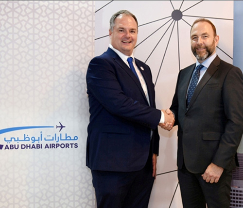 Abu Dhabi Airports, Cisco Sign Strategic Agreement
