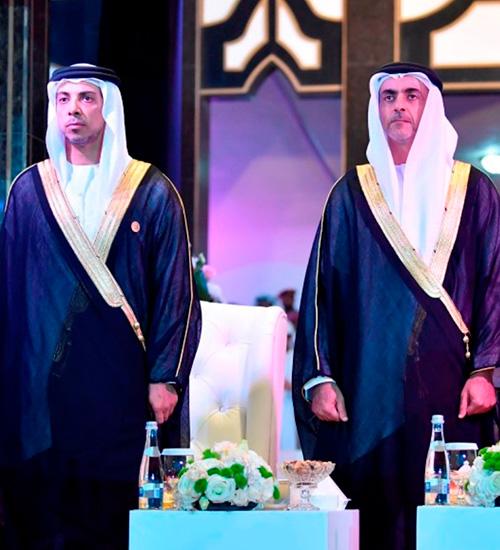 Abu Dhabi Police Celebrates 60th Anniversary