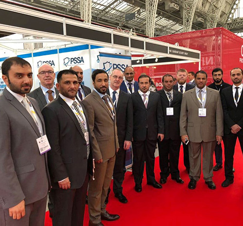 Abu Dhabi Police Joins Security & Counter Terror Expo