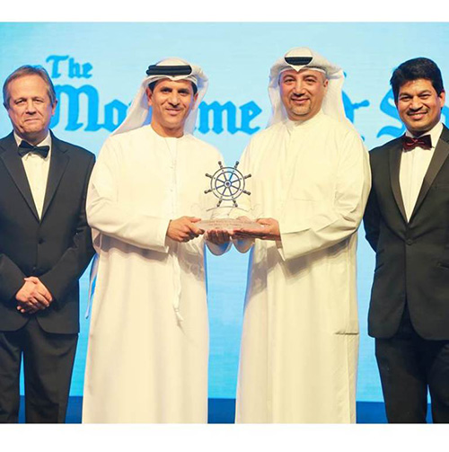 Abu Dhabi Ship Building Receives Two Prestigious Awards