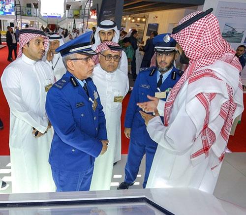 Advanced Electronics Company Concludes Participation in Dubai Airshow