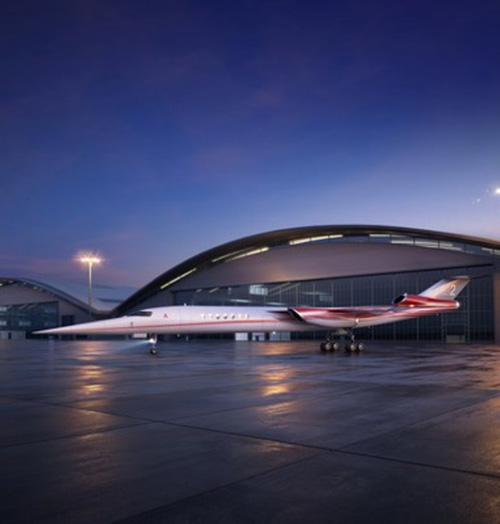 Aerion, Lockheed Martin to Develop World's First Supersonic Business Jet