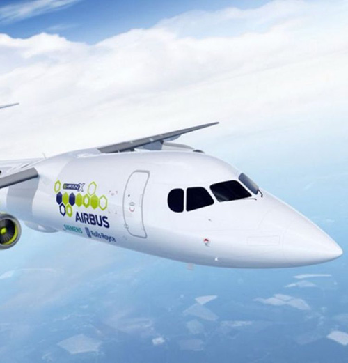Airbus, Rolls-Royce, Siemens to Build Hybrid-Electric Flight Demonstrator