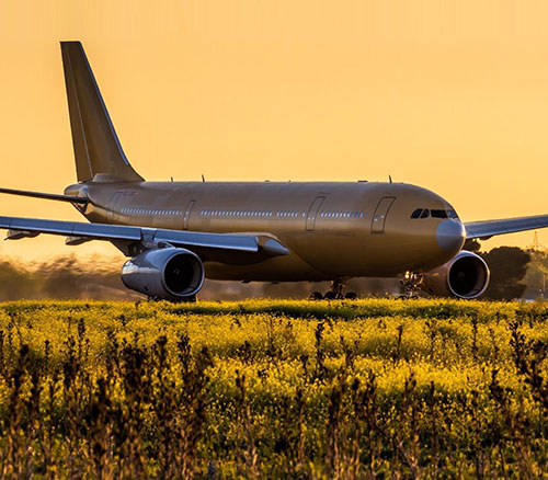 Airbus Delivers New Face Masks in Europe's Fight Against COVID-19