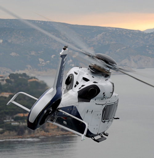 Airbus Helicopters' Versatile Range at Helitech 2017