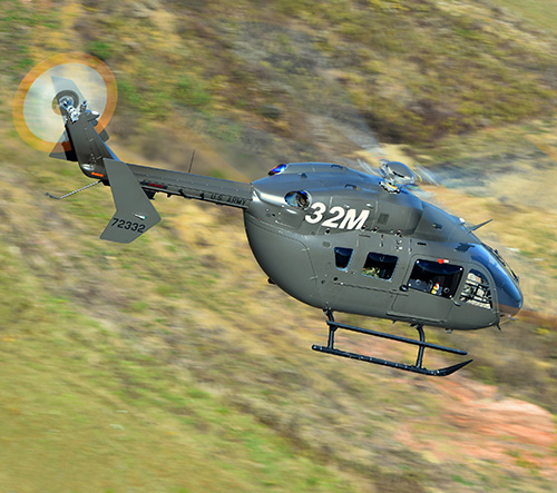 Airbus Helicopters to Supply 35 Additional UH-72A Lakotas to U.S. Army
