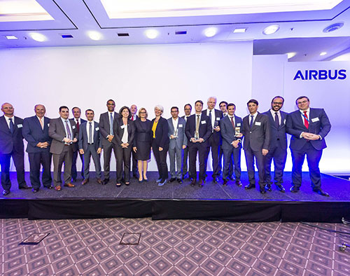 Airbus Honors Best in Class Defence and Space Suppliers
