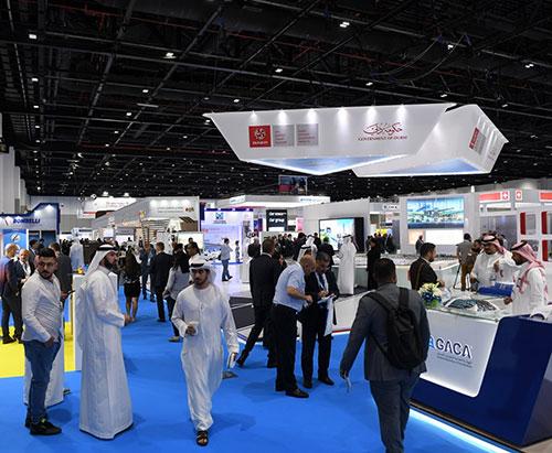 Airport Show Concludes in Dubai