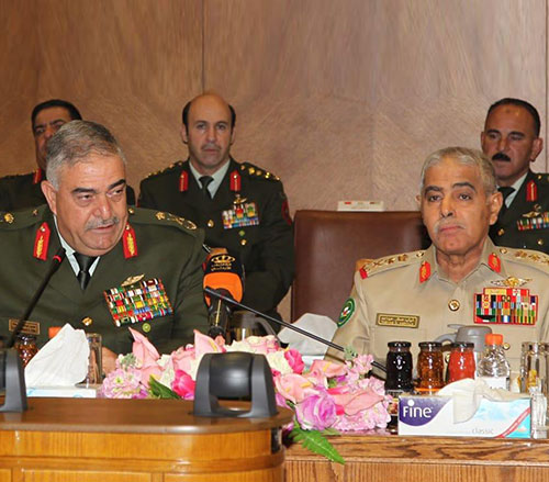 Amman Hosts 16th Bahraini-Jordanian Military Cooperation Meeting