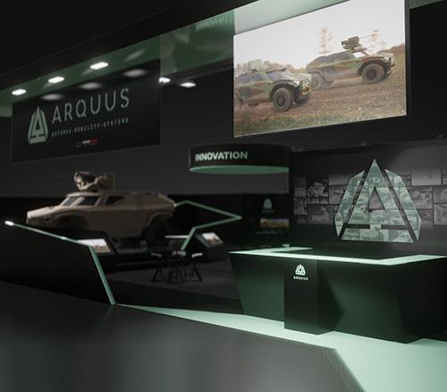 Arquus Launches the Arquus e-xpo