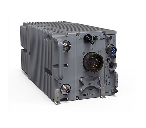 Aselsan Introduces Recognition System for Turkish Air Forces' F-16s