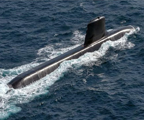 Australia to Build 8 Nuclear-Powered Submarines Under New Indo-Pacific Security Pact