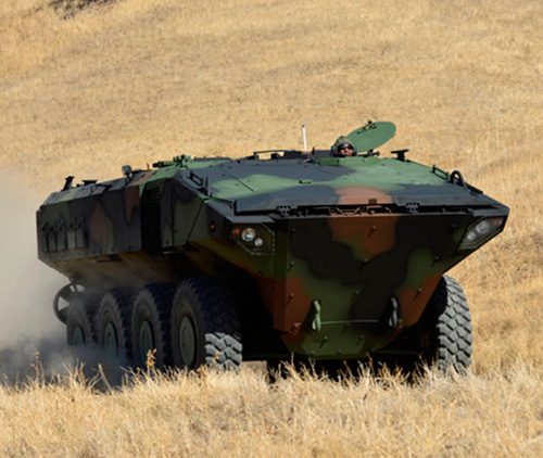 BAE Systems, Iveco Win U.S. Amphibious Combat Vehicles Competition