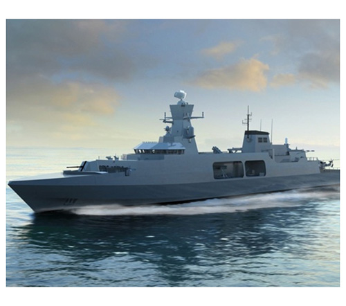 BAE Systems Showcases Type 31e Design at DIMDEX 2018