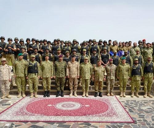 Bahrain, Kuwait Conclude Taawun4 Drill