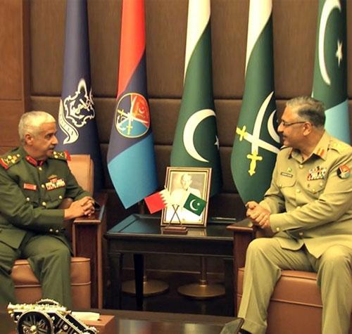 Bahrain, Pakistan Discuss Military Cooperation