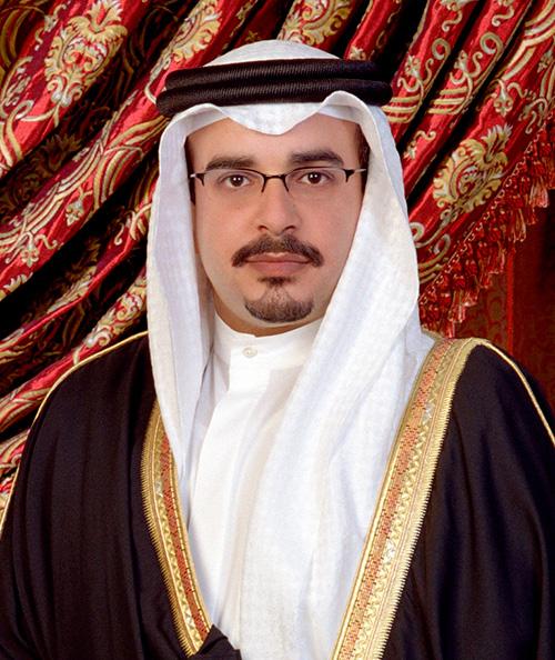 Bahrain's Deputy King Receives US Secretary of the Navy