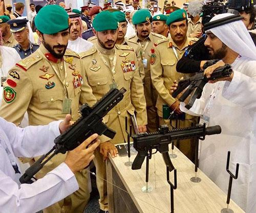 Bahrain's Royal Guard Commander Hails Upcoming BIDEC 2019