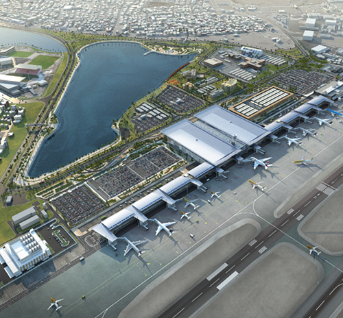 Bahrain Airport Announces Tender for Security Fencing.jpg