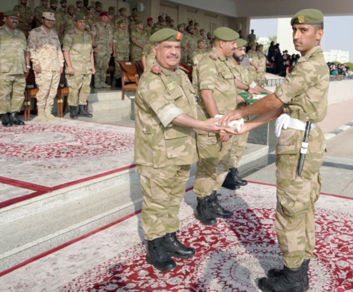 Bahrain National Guard Celebrates 22nd Anniversary