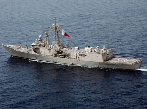 Bahrain Requests Technical Support for SABHA Naval Ship
