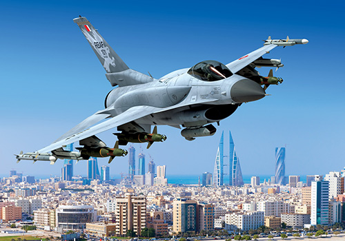Bahrain to Procure 16 New F-16 Block 70 Aircraft