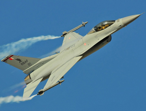 Bahrain to Upgrade 20 F-16 Block 40 to F-16V Configuration