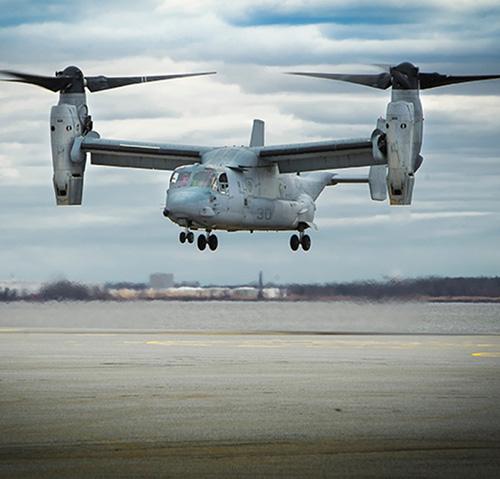 Bell Boeing Team to Modify Marine Corps MV-22 Ospreys