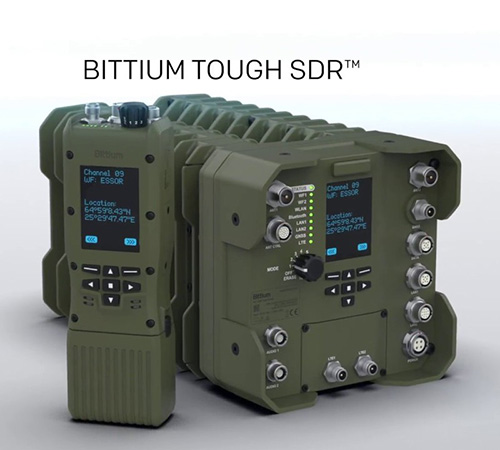 Bittium Exhibits New Tactical Radios at Eurosatory