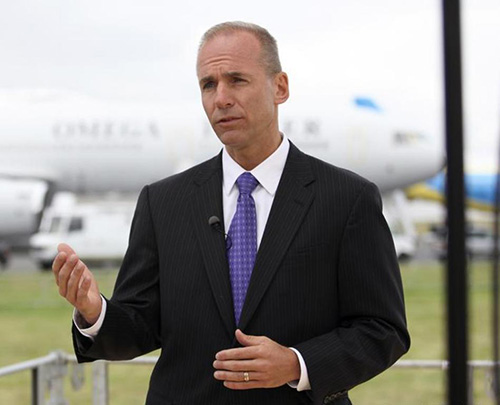 Boeing, Embraer Approve Terms of Strategic Aerospace Partnership