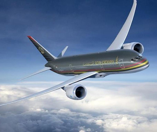 Boeing, Royal Jordanian Airlines Sign Training Agreement