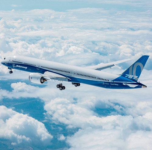 Boeing's 787-10 Dreamliner Cleared for Commercial Service by FAA