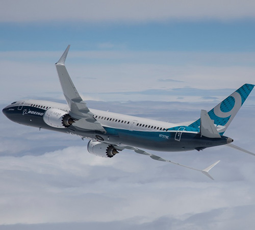 Boeing 737 MAX 9 Receives FAA Certification