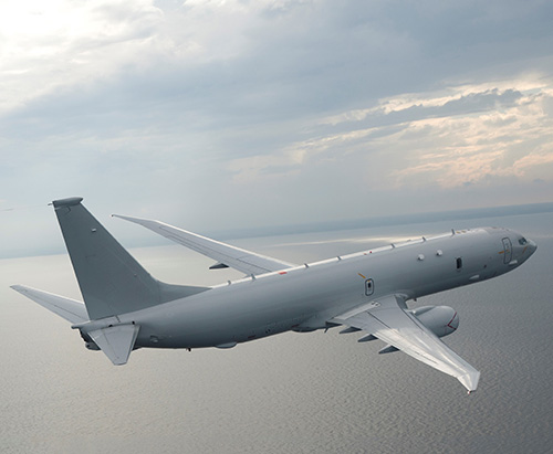 Boeing Awarded U.S. Navy Order for 19 P-8A Poseidon