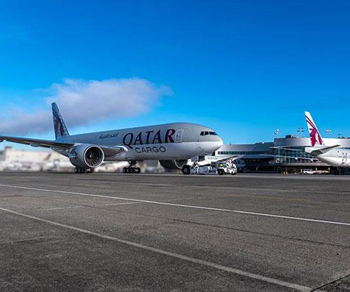 Boeing Delivers Three 777 Freighters to Qatar Airways Cargo