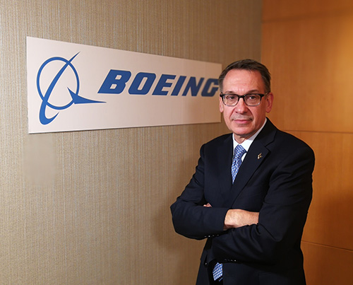 Boeing Foresees $730 Billion Market for Airplanes in Middle East