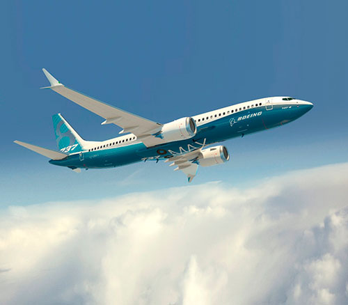 Boeing Resumes 737 MAX Production