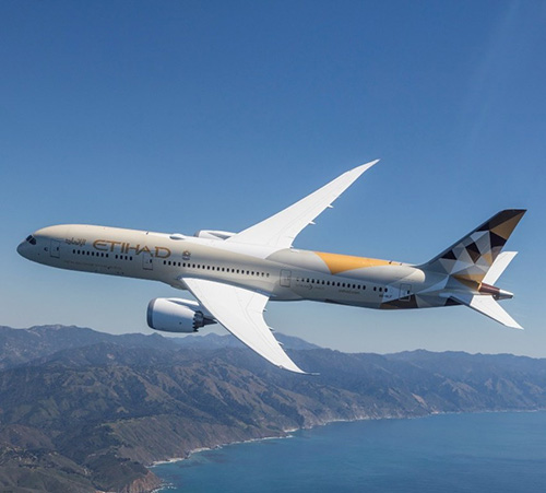 Boeing to Offer Crew Management Solutions to Etihad Airways