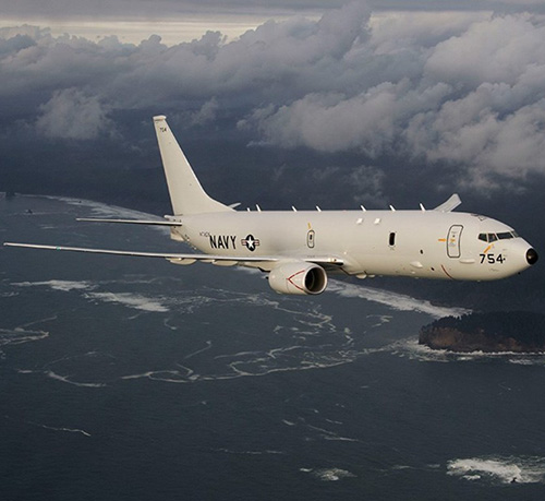 Boeing to Update US Navy's P-8A Poseidon Training System
