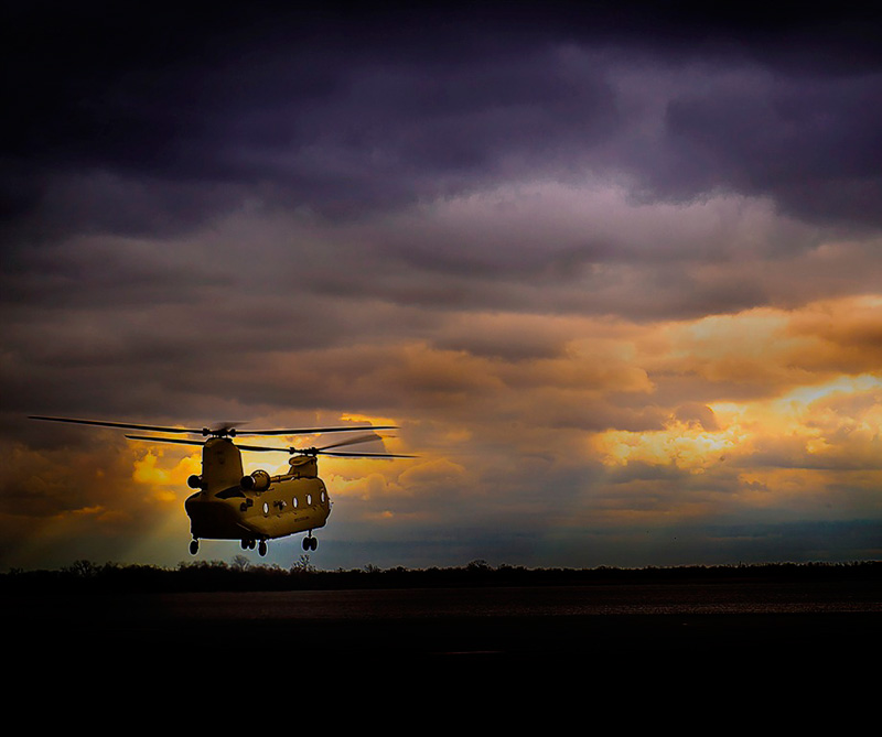 Boeing to Upgrade Entire Spanish Chinook Helicopter Fleet